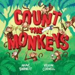 Count the Monkeys Mac Barnett