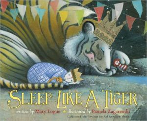 Mary Logue's Sleep Like a Tiger