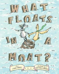 Lynne Berry's What Floats in a Moat