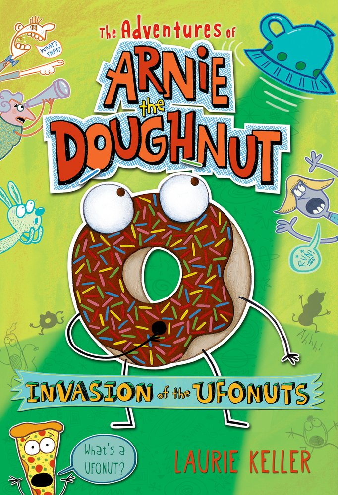 A Tasty New Chapter Series (Sprinkles Included)   What to Read to Your Kids
