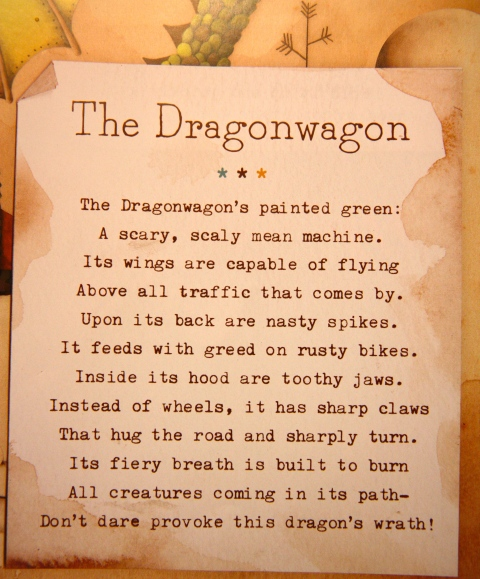 The Dragonwagon