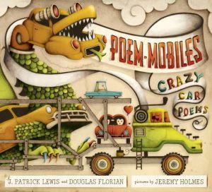 Poem-Mobiles by J. Patrick Lewis & Douglas Florian