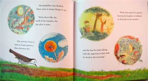 """The Dandelion's Tale"" by Kevin Sheehan & Rob Dunlavey"