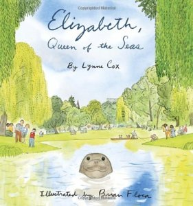 """Elizabeth Queen of the Seas"" by Lynne Cox"