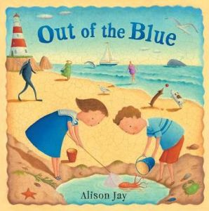"""Out of the Blue"" by Alison Jay"