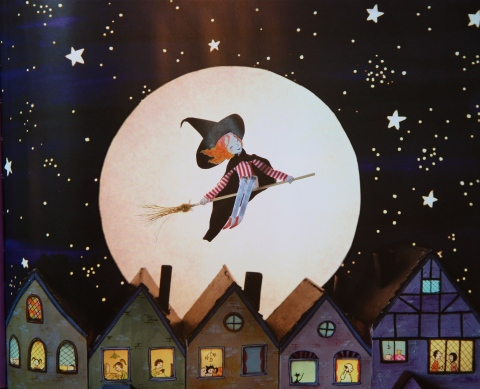 """""""I Am a Witch's Cat"""" by Harriet Muncaster"""