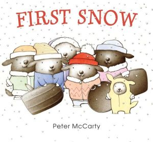 """First Snow"" by Peter McCarty"