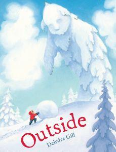 """""""Outside"""" by Deirdre Gill"""