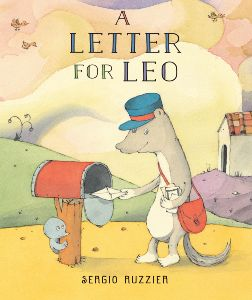 """A Letter for Leo"" by Sergio Ruzzier"