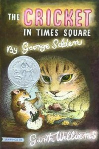 """The Cricket in Times Square"" by George Selden"
