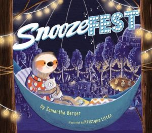 """Snoozefest"" by Samantha Berger"