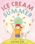 """Ice Cream Summer"" by Peter Sis"