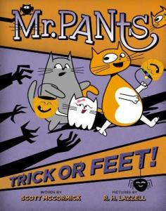 """Mr. Pants: Trick or Feet"" by Scott McCormick"