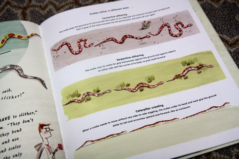 """I (Don't) Like Snakes"" by Nicola Davies"