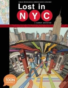 """Lost in NYC"" by Nadja Spiegelman"