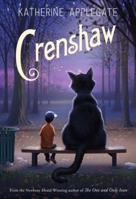 """Crenshaw"" by Katherine Applegate"