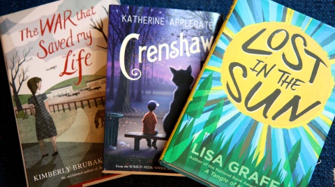 Best Middle-Grade Chapter Books of 2015