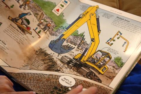 """How Machines Work: Zoo Break"" by David Macaulay"