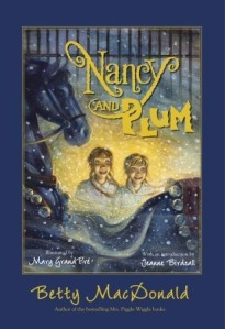 """Nancy and Plum,"" by Betty MacDonald"