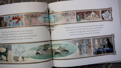 """The Most Wonderful Thing in the World"" by Vivian French & Angela Barrett"