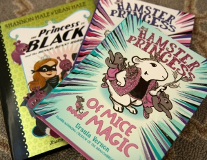 """The Princess in Black"" and ""Hamster Princess"" Series"