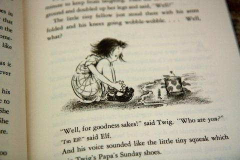 """Twig"" by Elizabeth Orton Jones"