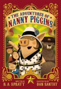 """The Adventures of Nanny Piggins"" by R.A. Spratt"