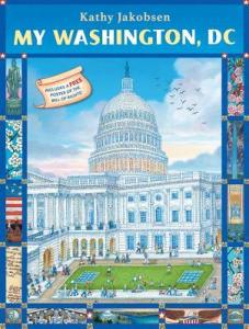 """My Washington, DC"" by Kathy Jakobsen"