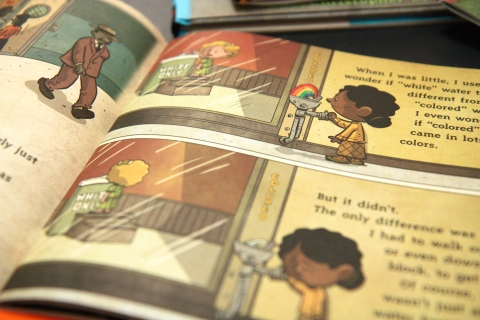 """I am Rosa Parks"" by Brad Meltzer & Christopher Eliopoulos"