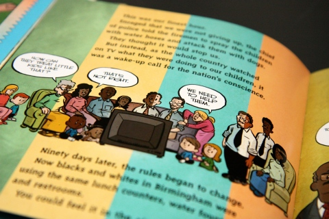 """I am Martin Luther King, Jr."" by Brad Meltzer & Christopher Eliopoulos"
