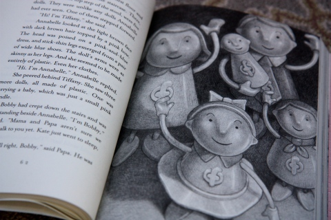 "'The Doll People"" by Ann M. Martin & Laura Godwin"