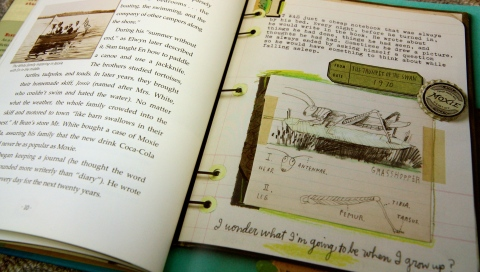 """Some Writer! The Story of E.B. White"" by Melissa Sweet"