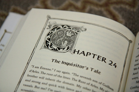 """The Inquisitor's Tale"" by Adam Gidwitz & Hatem Aly"