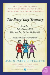 """The Betsy-Tacy Treasury"" by Maud Hart Lovelace"