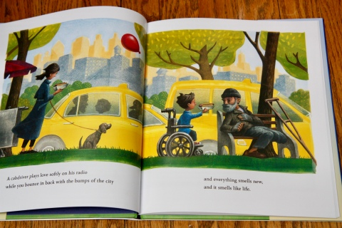 Going Forth with Love | What to Read to Your Kids