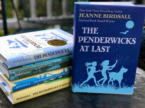 How The Penderwicks Saw Us Through 24 Days of Rain | What to